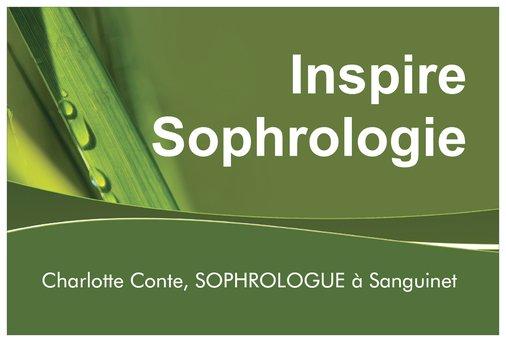 Inspire Sophrologie, Charlotte Conte, Sophrologue