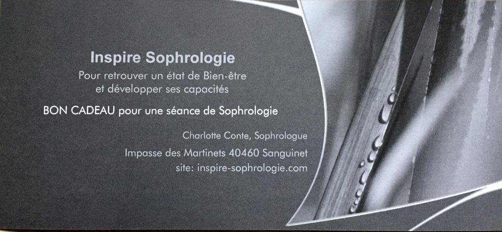 Bon cadeau Sophrologie